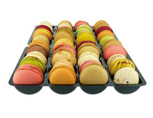 Les calages macarons
